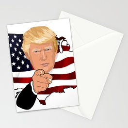 President Trump Stationery Cards