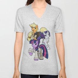 Star Ponies - Original Trilogy Unisex V-Neck