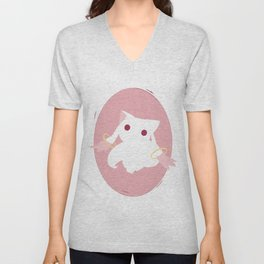 Kyubey Unisex V-Neck