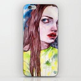 Reve de folie iPhone Skin