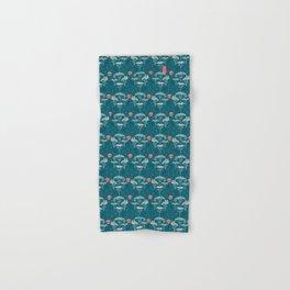 Mongolia Sunset Forest Hand & Bath Towel