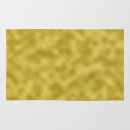 Gold Foil Rug