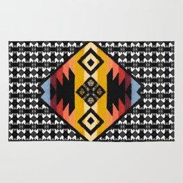 Boho Mapuche Rug