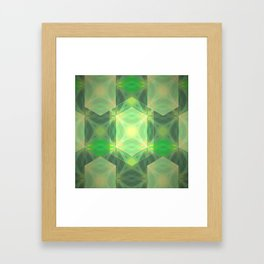 Gem light Framed Art Print