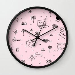 Sharm El Sheikh Wall Clock