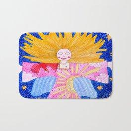 The Guardian Angel Bath Mat