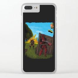 MERCNIITE Clear iPhone Case