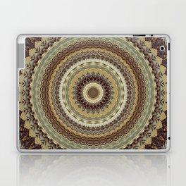 Earth Mandala 7 Laptop & iPad Skin