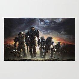 Halo Reach Noble team Rug