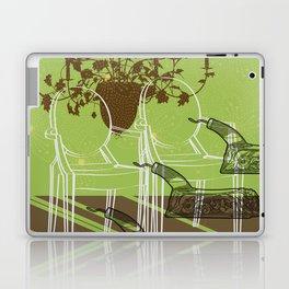 GhostChair Laptop & iPad Skin