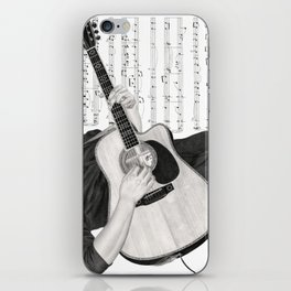 A Few Chords iPhone Skin