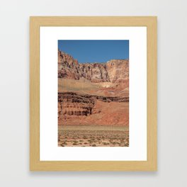 Colorful Mesas 2 - Desert Southwest Framed Art Print