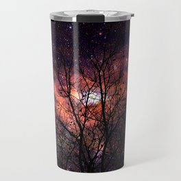 the shaft of the constellation Travel Mug