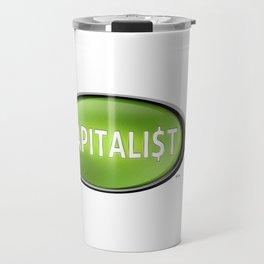 Capitalist Travel Mug