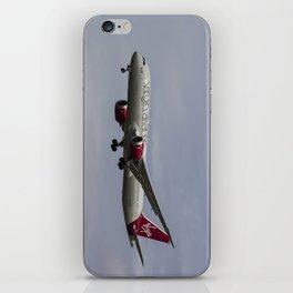 Virgin Atlantic Boeing 787 iPhone Skin