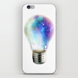 Light up your galaxy iPhone Skin