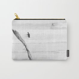catch a wave VI Carry-All Pouch