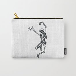 Dancer Skeleton Carry-All Pouch