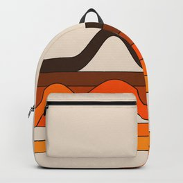 Golden Wavelength Backpack
