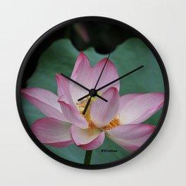 Hangzhou Lotus Wall Clock