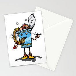 The End of the Month Stationery Cards