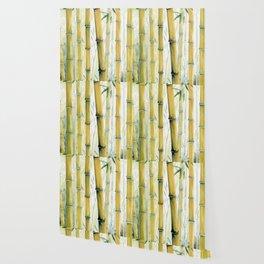 Bamboo Trees Wallpaper