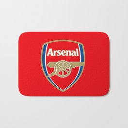ArsenalLOGO Bath Mat