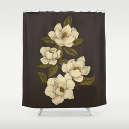 Magnolia Shower Curtains