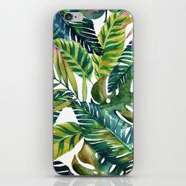banana life iPhone Skin