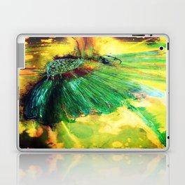 lazy daisy Laptop & iPad Skin