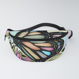Butterfly Serenity Fanny Pack