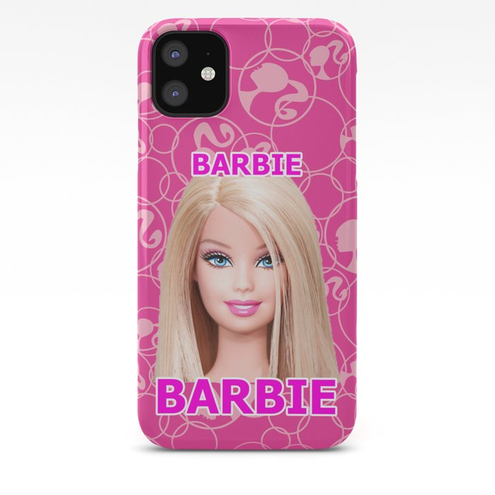 Barbie iPhone Case by maxvision | Society6