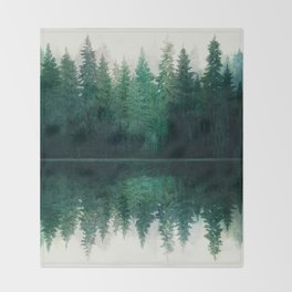 Reflection Throw Blanket