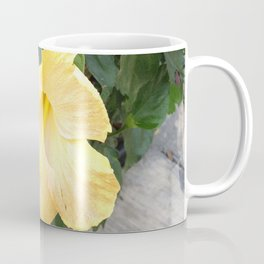 Yellow Tigerlily Coffee Mug