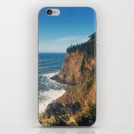 The Sunny Oregon Coast iPhone Skin
