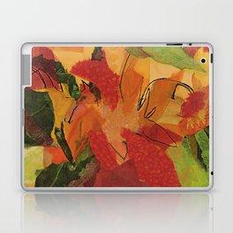 Wild Sunflowers Laptop & iPad Skin