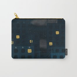 Starlight Night Carry-All Pouch