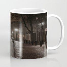 Foggy night in Salem Coffee Mug