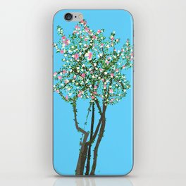 Early Spring (Blue) iPhone Skin