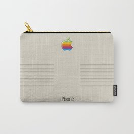 iPhone Macintosh retro design Carry-All Pouch