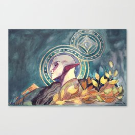 Solas Canvas Print