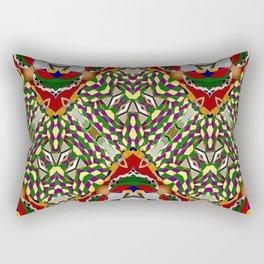 Origami-bako Rectangular Pillow