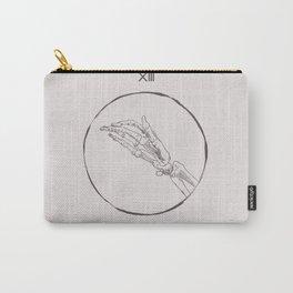 13 - The Death Tarot Card Carry-All Pouch