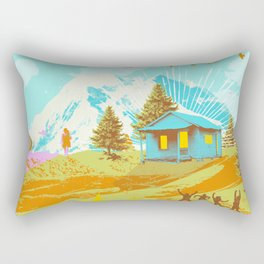 BETTER LAND Rectangular Pillow