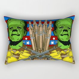 state of the union Rectangular Pillow