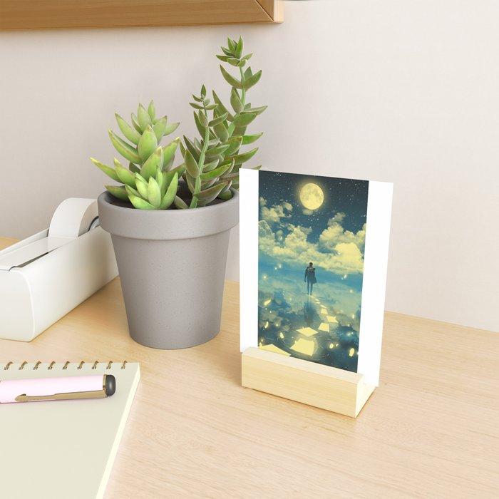 Nomad Mini Art Print