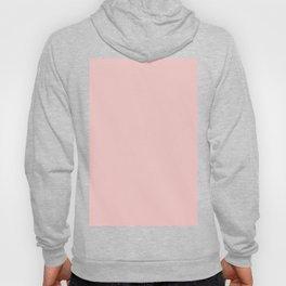 Millennial Pink Neapolitan Rose Quartz Blush Solid Matte Colour Palette Hoody