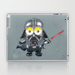 Darth Vader minion style Laptop & iPad Skin