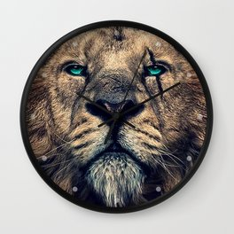 King of Judah Wall Clock