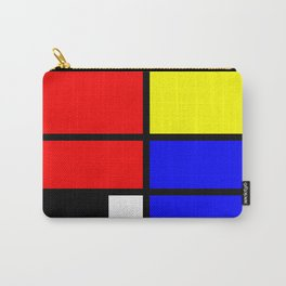 Mondrianista Carry-All Pouch